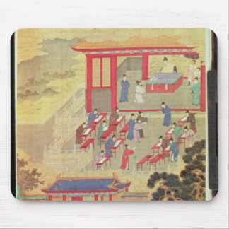 An Ancient Chinese Public Examination Mouse Mat