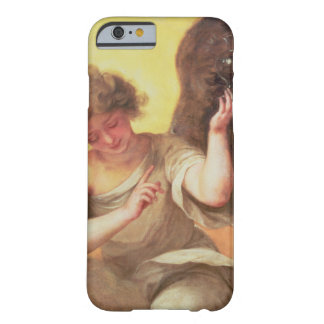 An Angel holding a Glass Flask Barely There iPhone 6 Case