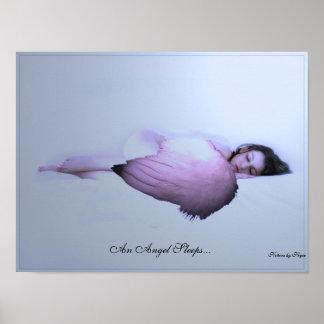 An Angel Sleeps Poster