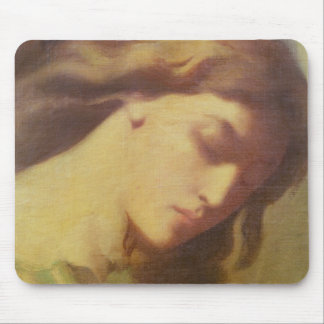 An Angel, study for the Mount of Olives, 1840 Mouse Mat