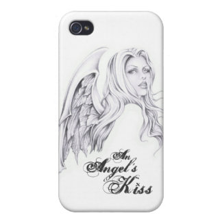 An Angel's Kiss G-Rated Iphone Case iPhone 4/4S Covers