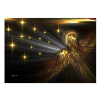An Angel's Prayers Business Card Template