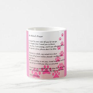 An Animal's Prayer - Coffee Mug