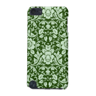 An antique floral damask iPod touch 5G case