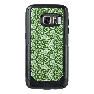 An antique floral damask OtterBox samsung galaxy s7 case