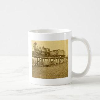 An Appalling Accident at Farmington River Basic White Mug