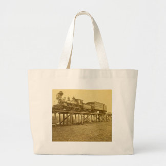 An Appalling Accident at Farmington River Jumbo Tote Bag