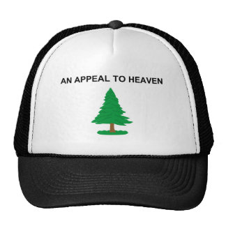 An Appeal To Heaven American Revolution Flag Cap