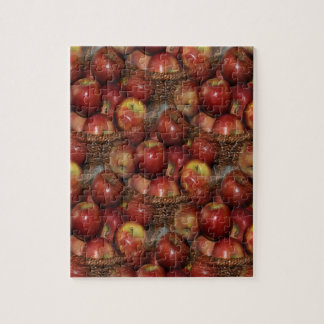 An apple a day... jigsaw puzzle
