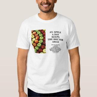 An Apple A Day Keeps The Doctor Away (Food Advice) Tees