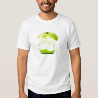 An apple a day keeps the doctor away t shirt