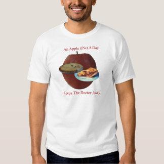 An Apple (Pie) A Day Men's T-shirt