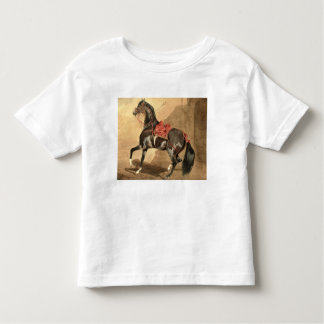 An Arabian Horse (w/c laid down on paper) Toddler T-Shirt