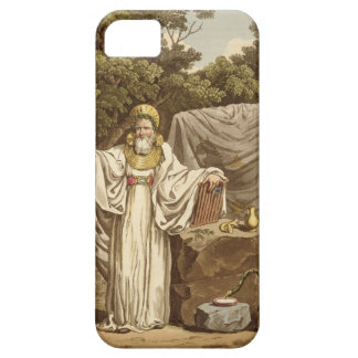 An Arch Druid in his Judicial Habit, engraved by R iPhone 5 Case