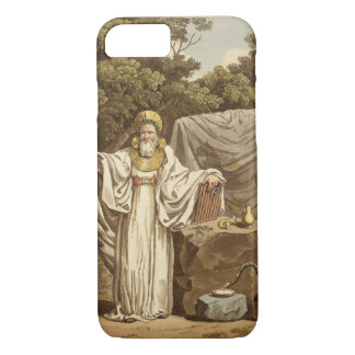 An Arch Druid in his Judicial Habit, engraved by R iPhone 8/7 Case