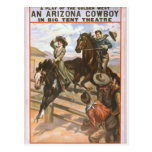 An Arizona Cowboy Retro Theatre