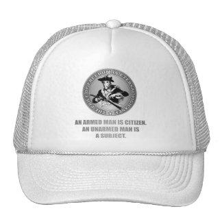 An Armed Citizen Hats