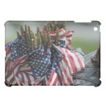 An Army soldier's backpack iPad Mini Case