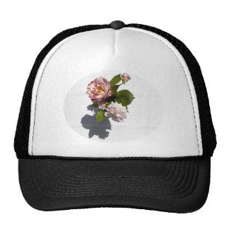 An Arrangement of Roses Mesh Hat