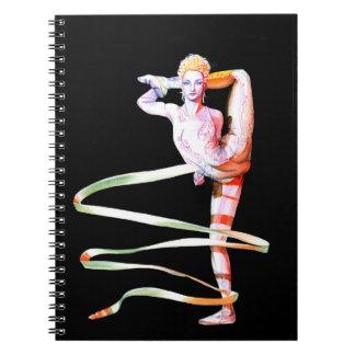 An artist life notebook