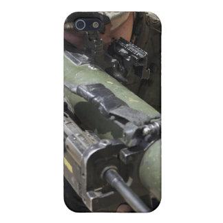 An assaultman iPhone 5/5S cases
