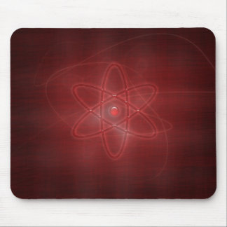 An Atom Mouse Pad