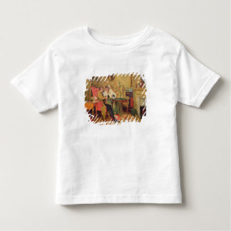 An Attentive Visitor Toddler T-Shirt