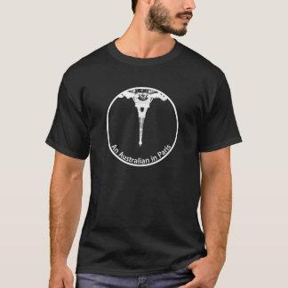 An Australian in Paris white version T-Shirt