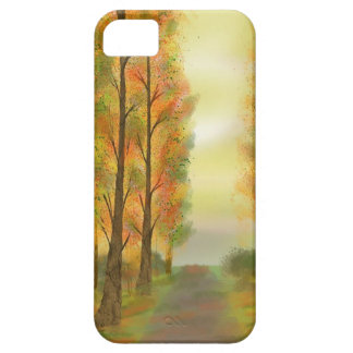 An Autumn Eve Case For The iPhone 5