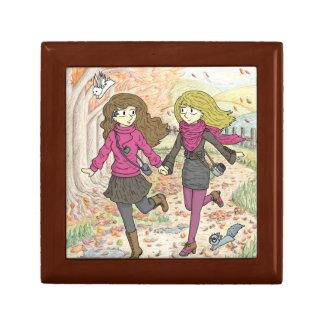 An Autumn Walk Gift Box