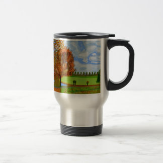 An Autumn Walk Travel Mug