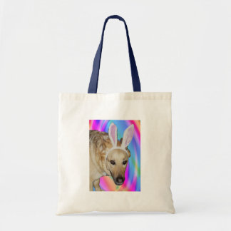 An Easter Bunny? Budget Tote Bag