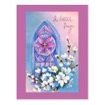 An Easter Prayer Postcards