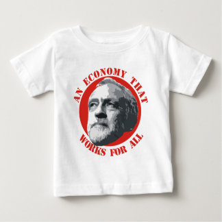 An Economy That Works For All Baby T-Shirt