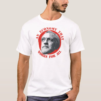 An Economy That Works For All T-Shirt