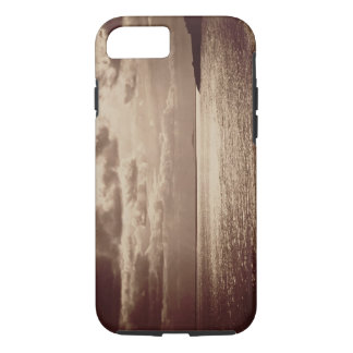An Effect of the Sun, Normandy c.1857 (sepia photo iPhone 7 Case
