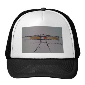 An Eichler home on a T-shirt #2 Cap