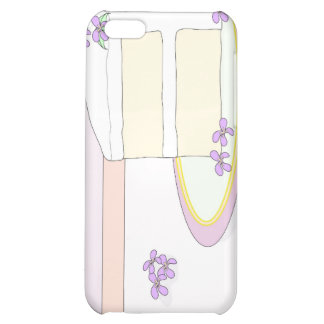 An Elegant Slice Of Wedding Cake Cover For iPhone 5C
