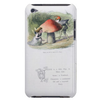 An Elf in Search of a Fairy, illustration from 'In iPod Case-Mate Case