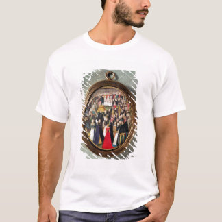 An Elizabethan Maundy Ceremony, c.1560 (w/c on vel T-Shirt