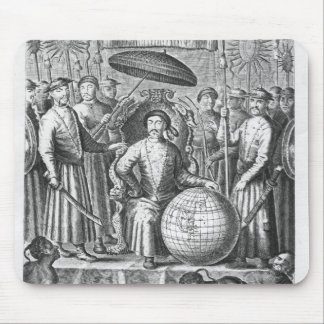 An Embassy from the East-India Mouse Mat