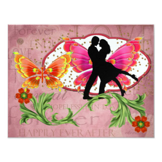 An Enchanted Event - SRF 11 Cm X 14 Cm Invitation Card