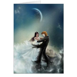 An Endless Waltz Greeting Card