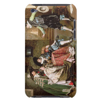 An Engaging Tale, 1894 (oil on panel) Barely There iPod Case