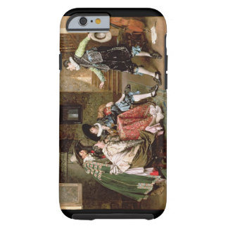 An Engaging Tale, 1894 (oil on panel) Tough iPhone 6 Case