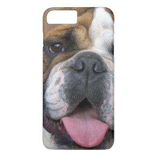 An english bulldog in Belgium iPhone 7 Plus Case
