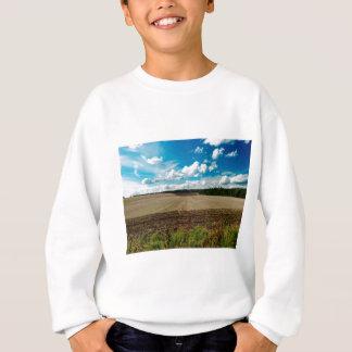 An English Sky Sweatshirt