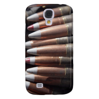 An even mix of four ball rounds to one tracer galaxy s4 case