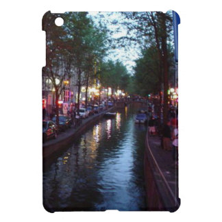 An evening in Amsterdam Case For The iPad Mini