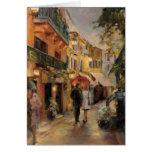 An Evening in Paris Card